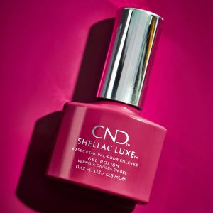 CND Shellac Luxe Nail Polish Bottle