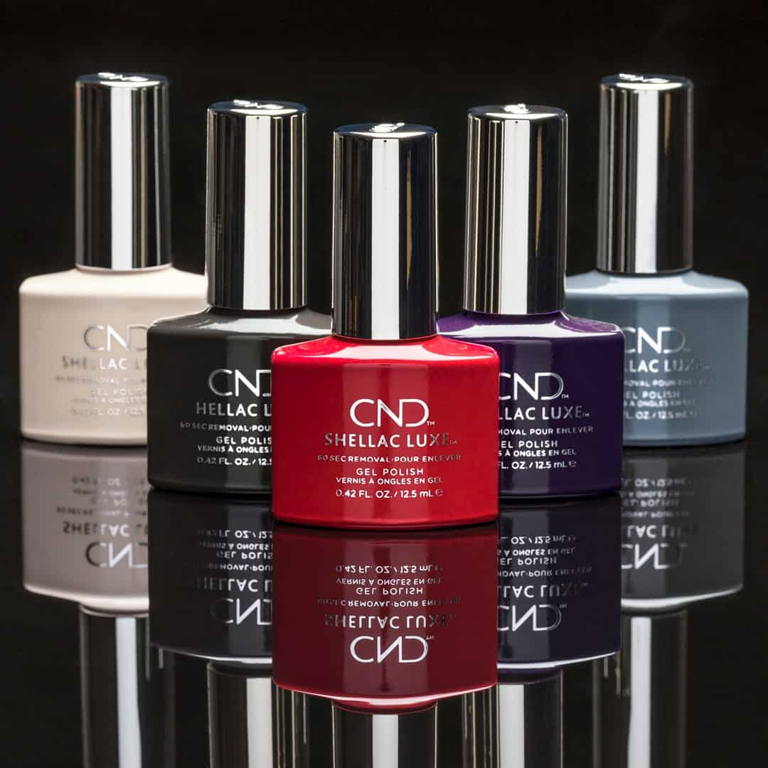 5 Reasons Why I Feature CND Shellac Luxe For My Nail Salon