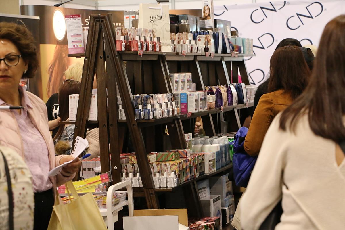 Nails R Us Beauty Supply Showroom