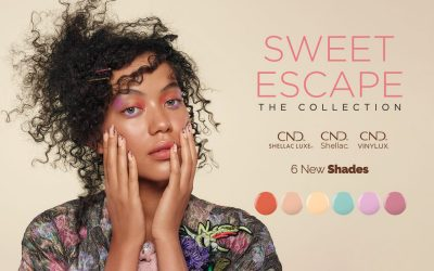 CND® Sweet Escape: Spring 2019 Nail Polish Collection