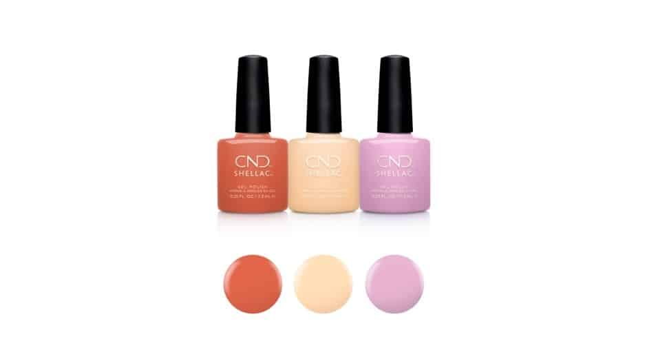 CND Sweet Escape: The Collection CND SHELLAC Gel Polish