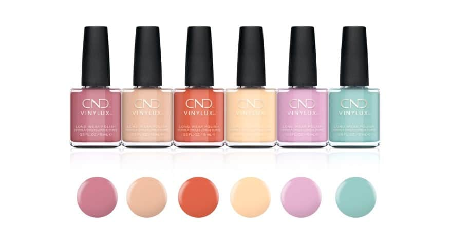 CND Sweet Escape: The Collection CND Vinylux Long Wear Polish