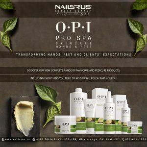 OPI Pro Spa Supply