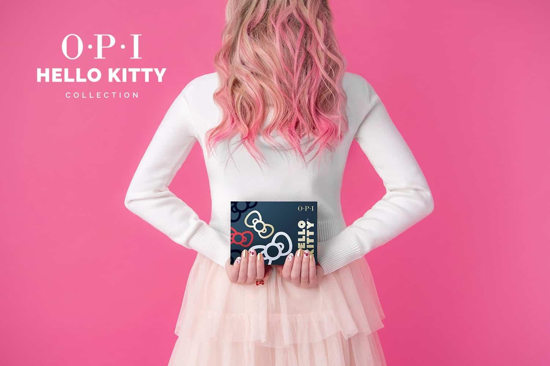 OPI Hello Kitty Winter 2019 Nail Polish Collection Blog Cover