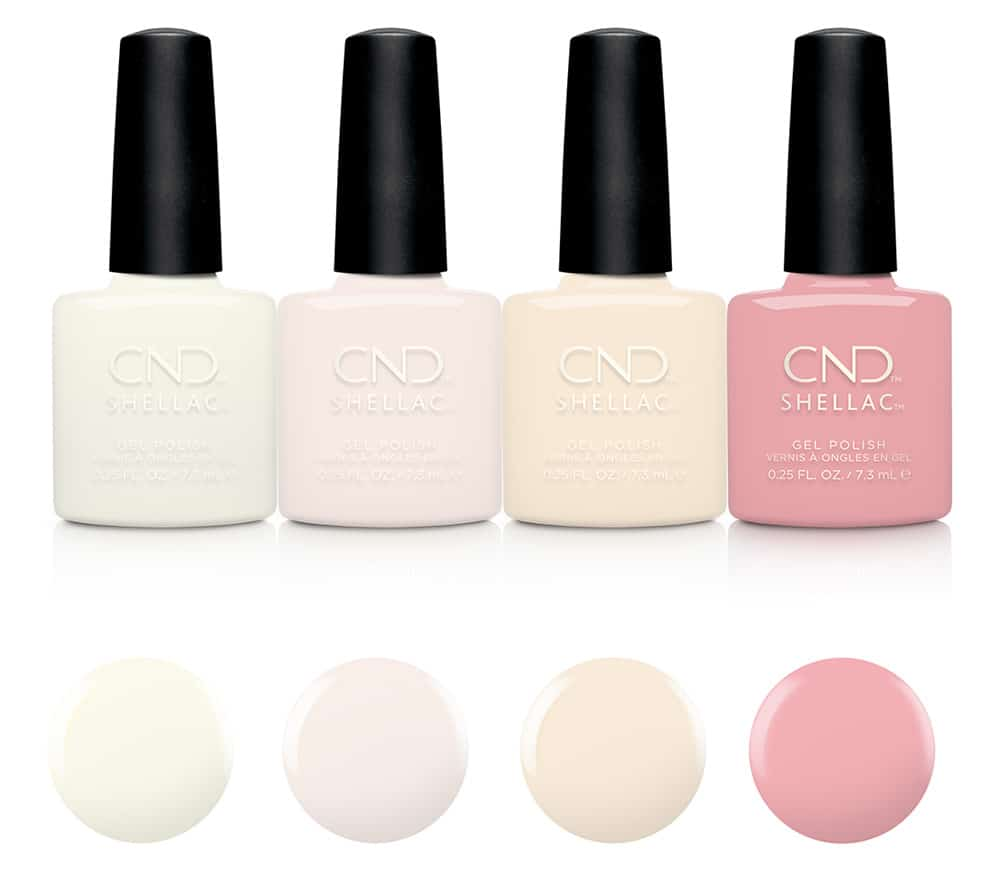CND Shellac Yes I Do Bridal Collection
