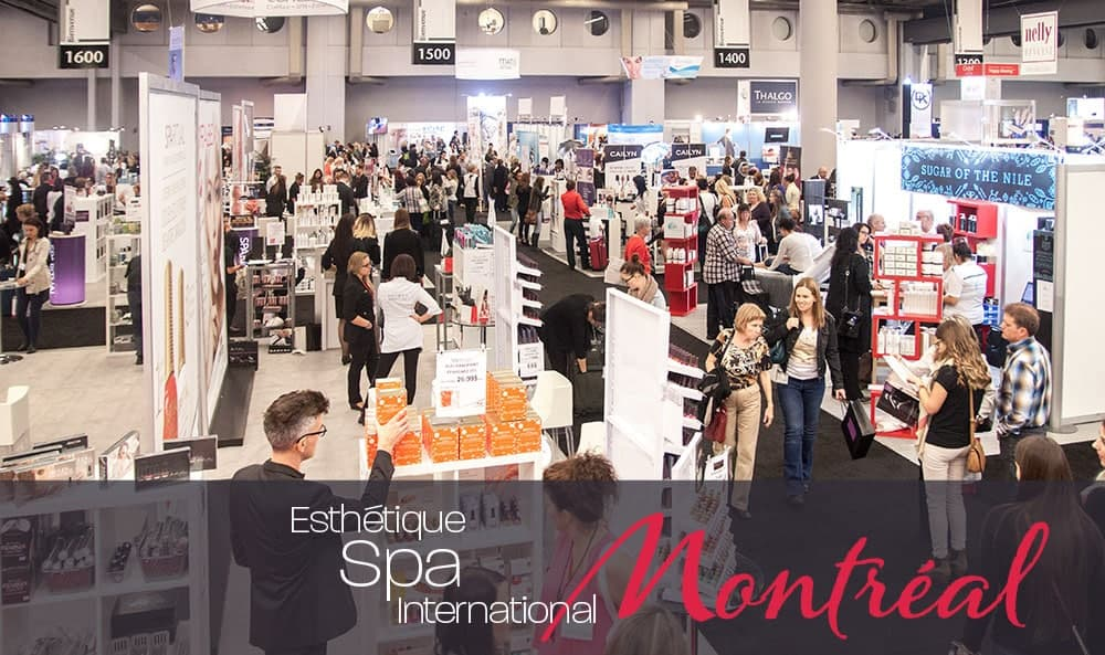 ESI 2019 | B2B Aesthetic & Spa Trade Show | Montreal QC