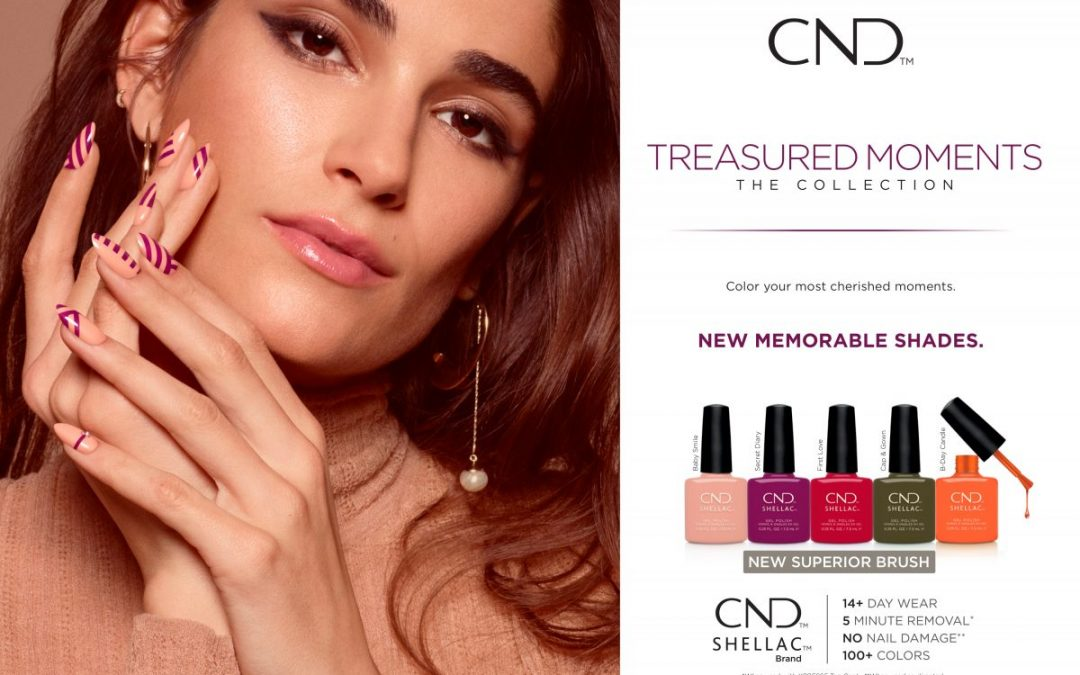 Treasured Moments | CND Fall 2019 Collection Canada