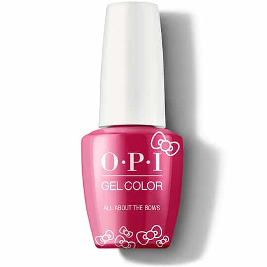 OPI Hello Kitty Gelcolor Winter 2019