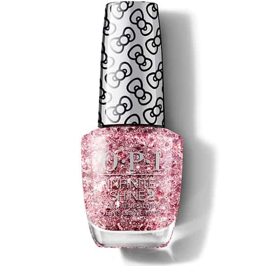 OPI Hello Kitty Infinite Shine Color