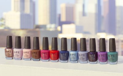 OPI Downtown LA Collection Review